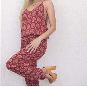 Brandy Melville jumpsuit romper pants bottoms jean